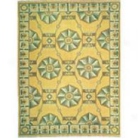 Chambord Collection Gold Rug