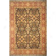 Chambord Collection Navy Wool Rug