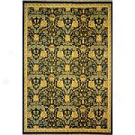 Chambord Collection Slate Blue Rug