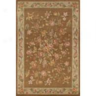 Chantikly Collection Brown Rug