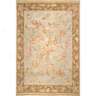 Chantioly Collection Light Blue Rug