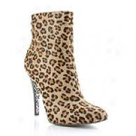 Charles By Charles David Leopard Marss Ankle Boots