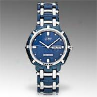 Citizen J Class Blue Ion Coat3d Watch