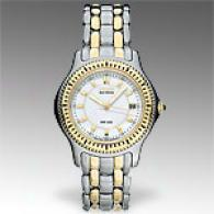 Citizen Riega Gold Plated Stainless Steel Watch