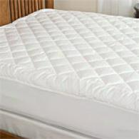 Closeout Charisma 500tc Egyptian Wgd Mattress Pad