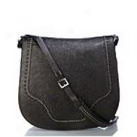 Cole Haan Mica Black Messenger Bag