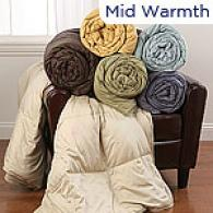 Colorful 300tc Jus5 Like Down Comforter
