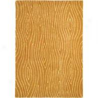 Company C Knotty Gold Tufted Rug