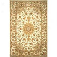 Concord Collection Ivory Rug