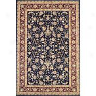 Concord Collection Navy Rug