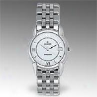 Concord Impresario Mens Stainless Steel Watch