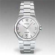 Concord Mariner Mens Stainless Steel Silver Wait