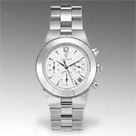 Concord Seaman Mens Stainless Steel Watch