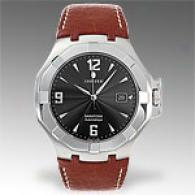 Concord Saratoga Mens Leather Watch