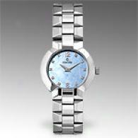 Concord Womens La Scala Diamond Stress  Watch