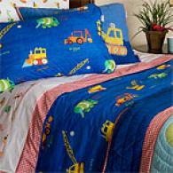 Construction By Freckles Duvet Set