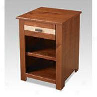 Conway Honey Pine & Medium Oak Finished Nightstand