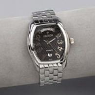 Croton Mens Automatic Date & Day Stamp Watch