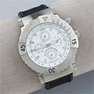 Croton Mens Chronograph Tachymeter Watch