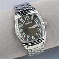 Croton Mens Mother Of Pearl Dial Watch
