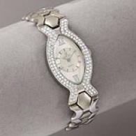 Croton Swarovski Crystal Dress Watch
