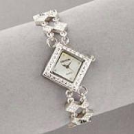 Croton Women's Swarovski Crystal Watch