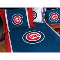 Cubs Comforter & Sheet Se