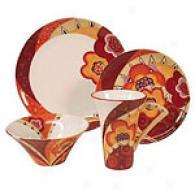 David Tutera Desire 16pc Dinnerware Set