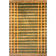 Delano Collection Green Rug