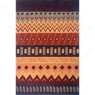 Delhi Collectiion Multicolored Rug