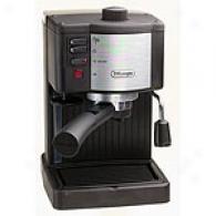 Delonghi 15-bar Espresso Maker