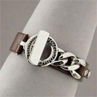 D&g Dolce & Gabbana Jewels Knot Bracelet
