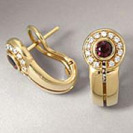 Di Modolo 18k 0.25 Cttw. Diamond Earrings