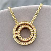 Di Modolo 18k Gold 0.72 Cttw. Diamond Pendant