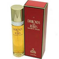 Diamoonds & Rubies By Elizabeth Taylor Edt Spray