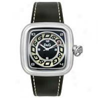 Dolce & Gabbana Mens Cherokee Watch