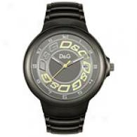 Dolce & Gabbana Mens Mole Quartz Watch