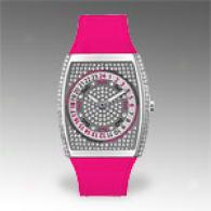 Dolce & Ganbana Summerland Womens Fuchsia Watch