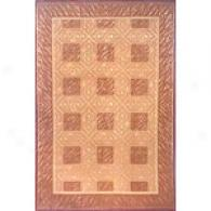 Dorado Collection Natural Rug