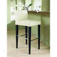 Dylan Leather Counter Stool
