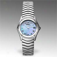 Ebel Classic Wave Mother-of-pearl Watch