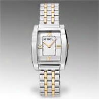 Ebel Tarawa 18k Gold & Stainless Steel Watch
