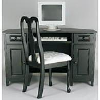 Ebong Corner Desk & Chair - Open Stock