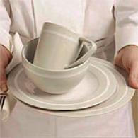Emeril 16pc Adobe Clay Dinnerware Set