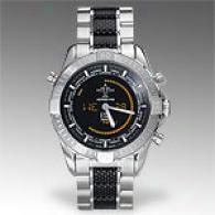 Esq Aerodyne Mens Digital Watch
