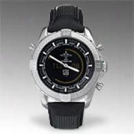 Esq Aerodyne Stainless Harden Quargz Watch