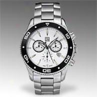 Esq Aston Men's Stainless Steel Watch