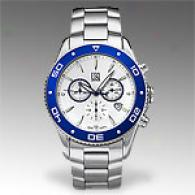 Esq Aston Stainless Steel Silver Watch