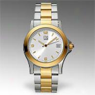 Esq Classic Mens Two Tone Watch