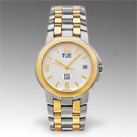 Esq Crestone Goldtone Stainless Steel Watch